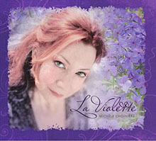 La Violette - CD by Michele Choiniere